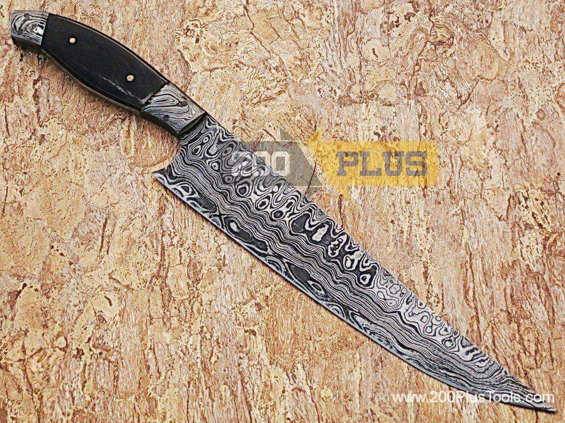 Damascus Kitchen Knife Review