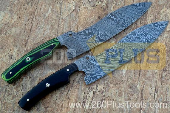 Damascus Chefs Knife